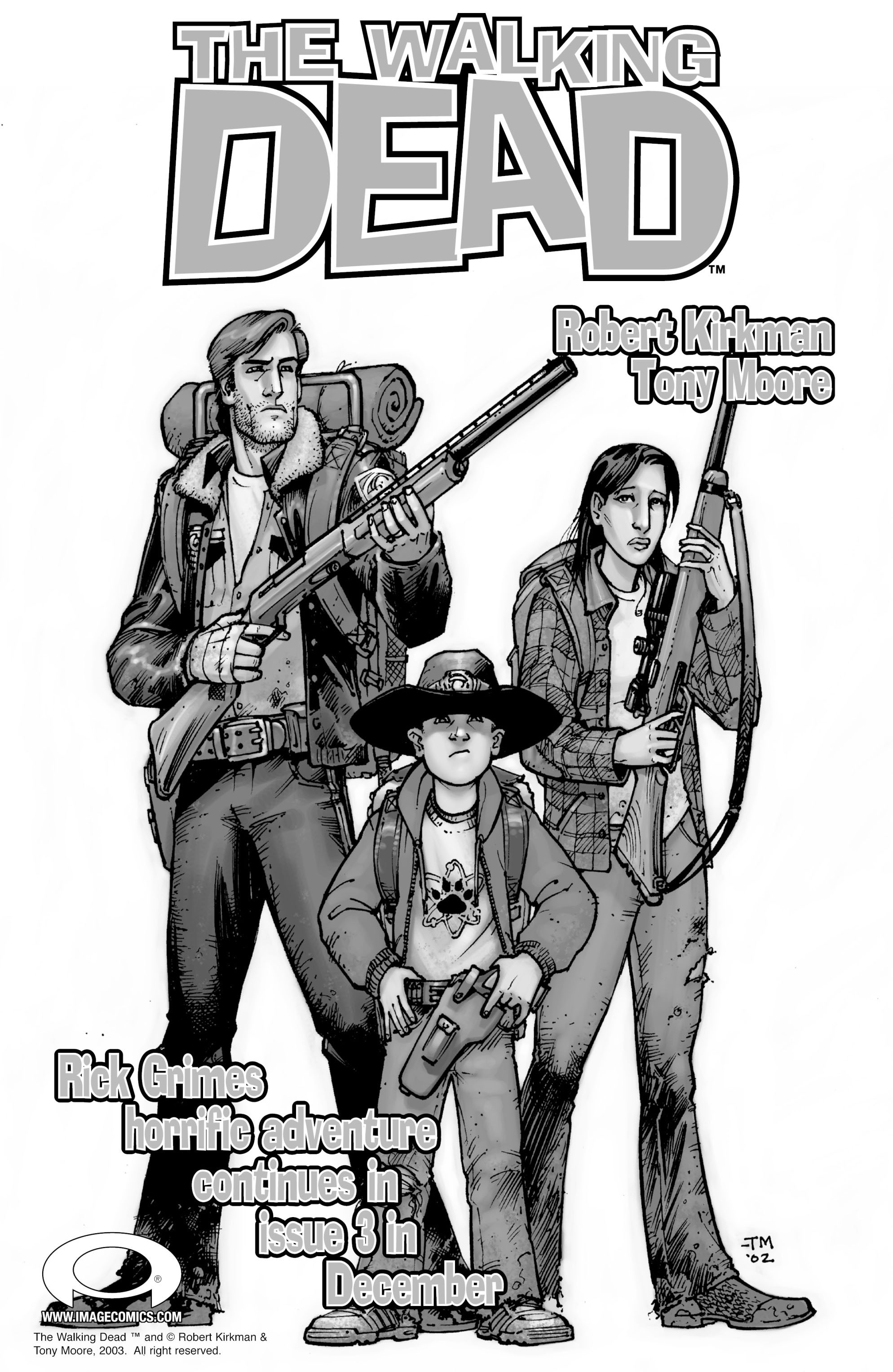 The Walking Dead issue 2 - Page 28
