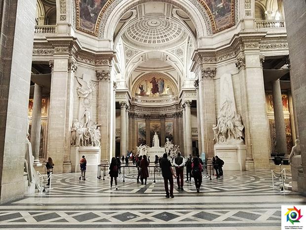 pantheon parigi