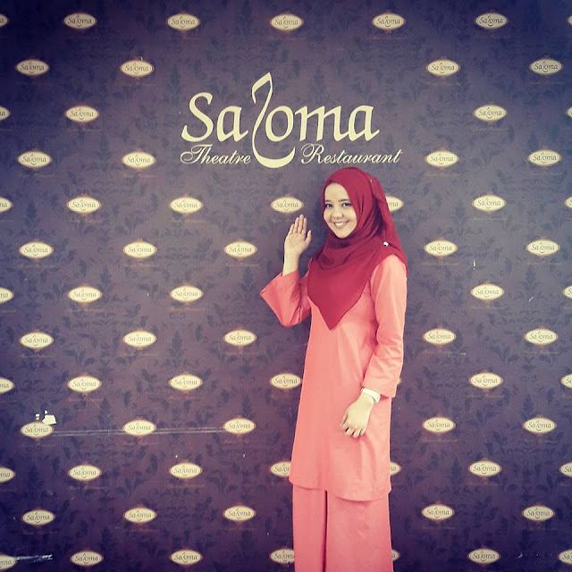 Involve Asia Open House di Saloma Theatre Restaurant