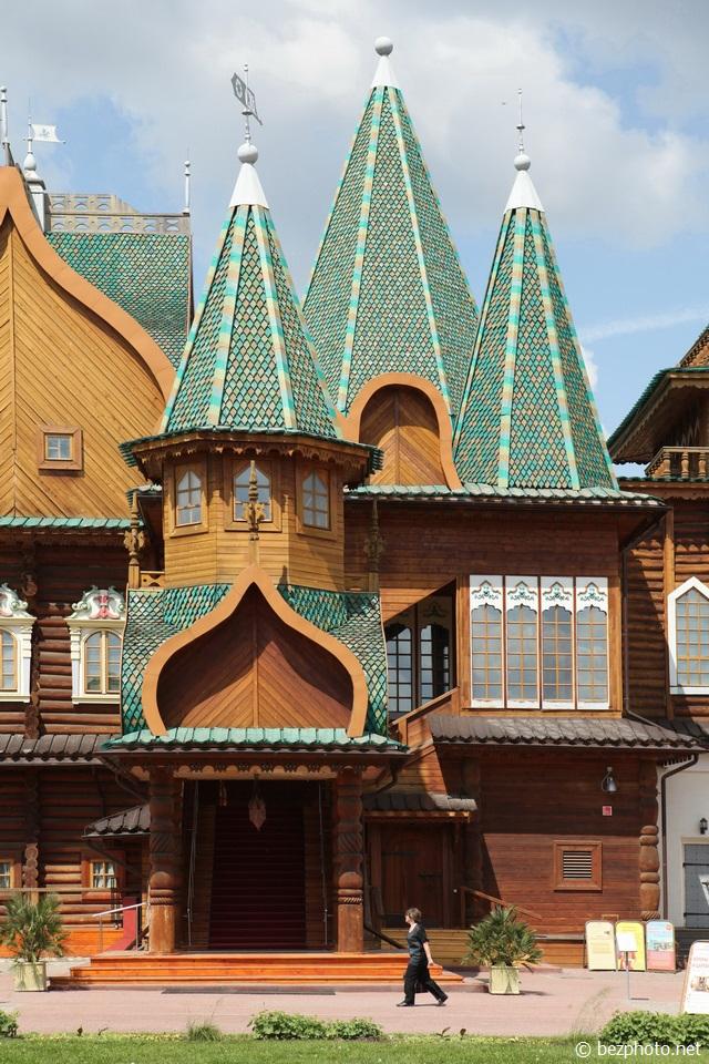 дворец царя алексея михайловича в коломенском фото