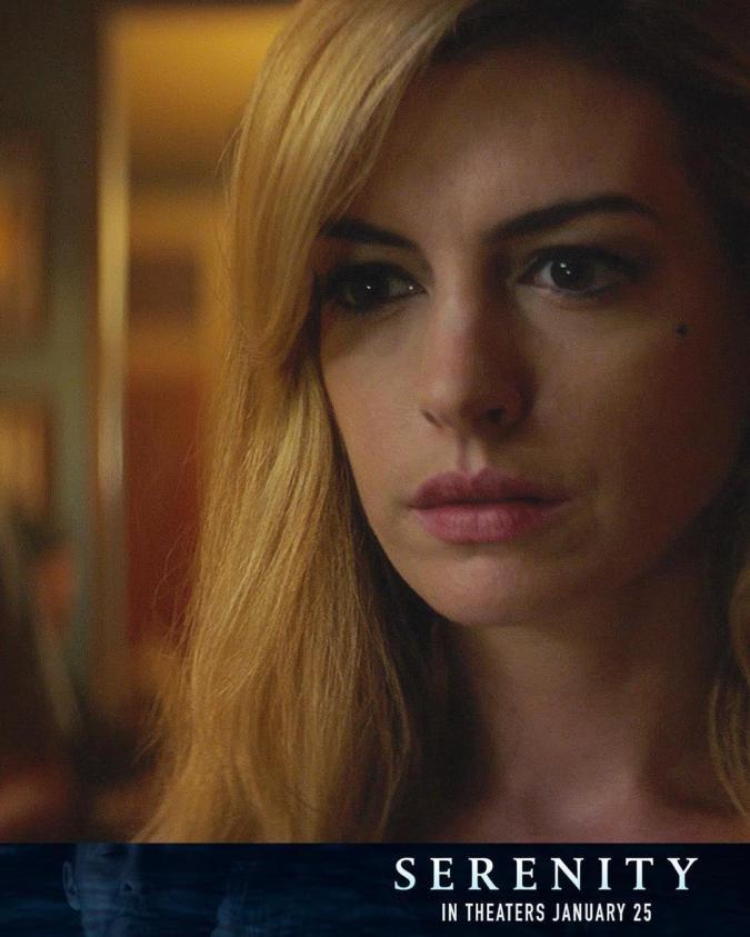 Anne Hathaway in Serenity Film