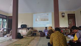 Kunjungan Study Banding Kampung KB Gumulan