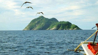 Pulau Misterius dan Aneh