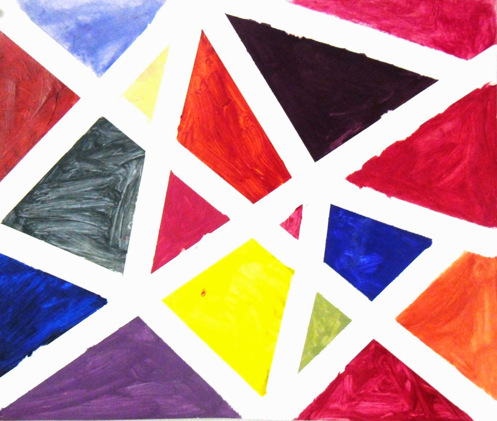 Color Theory Primary Colors Secondary Colors And Tints