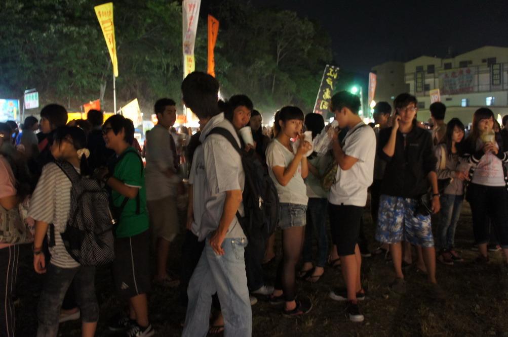 大葉人新聞網: 大葉大學「食」在貼心 舉辦夜市活動 吃喝玩樂一應俱全