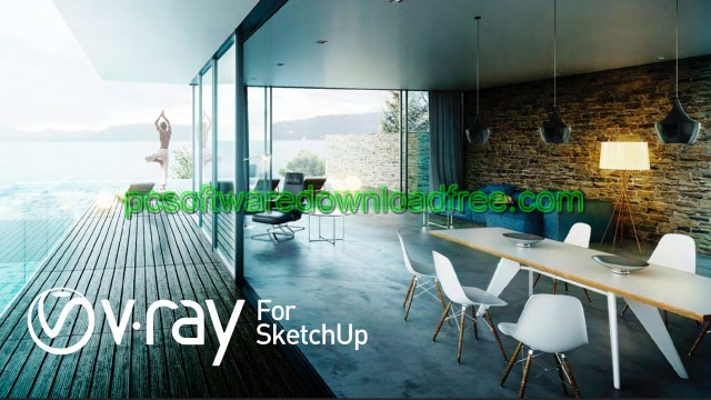 V ray render sketchup download software for free for House rendering software free