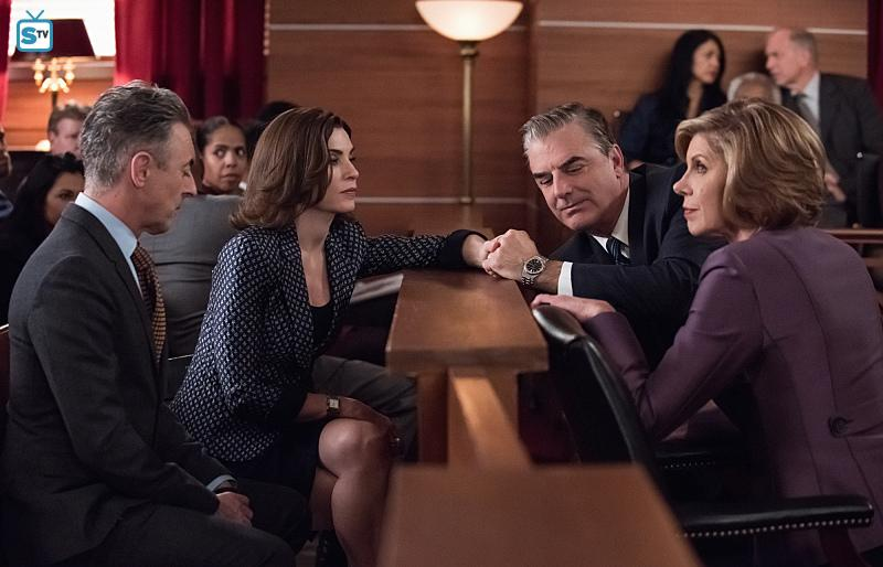 The Good Wife - Episode 7.21 - Verdict - Promotional Photos