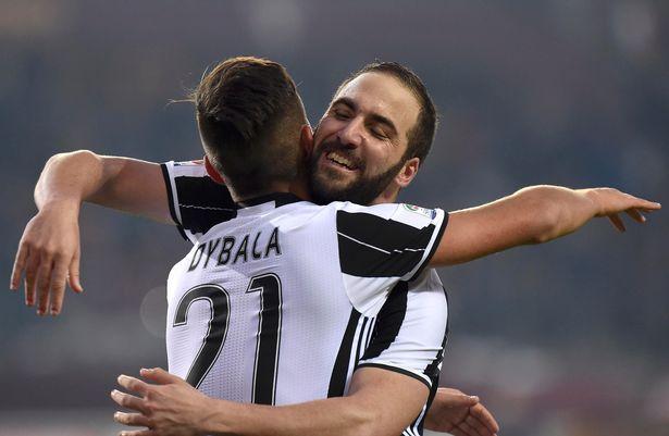 Juventus vs AS Roma : Jurang Bisa Melebar