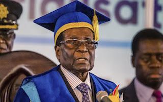 Robert Mogabe university