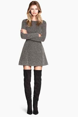 Vestidos de moda para el invierno