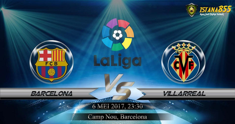 Kuis Tebak Score Barcelona vs Villarreal
