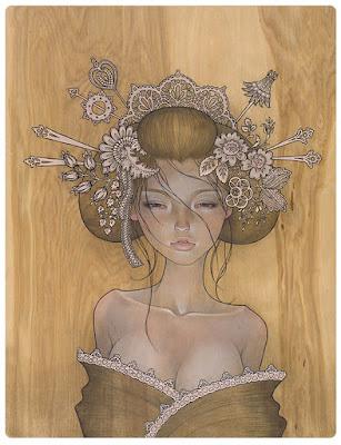 Yuuwaku, Allure (2009), audrey kawasaki