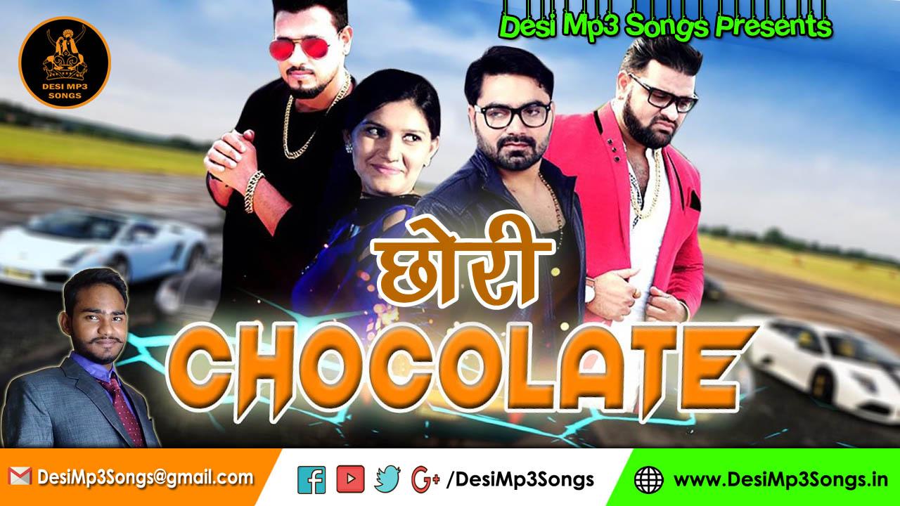 Gora Rang Chocolate Mp3 Haryanvi Song Download