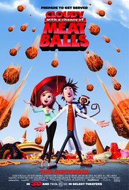 Download Cloudy with a Chance of Meatballs (2009) Bluray 720p Subtitle Indonesia
