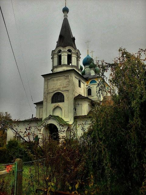 Chudobín, kostel sv. Cyrila a Metoděje