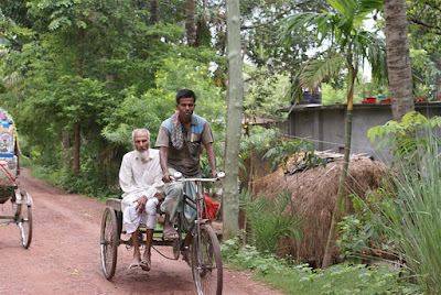 Bangladesh Village Life Photo