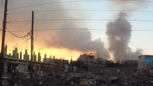 EEUU bombardeó Yemen más de 20 veces en solo un par de días