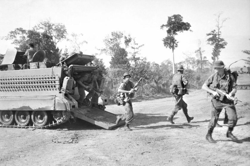 1960s: Vietnam War