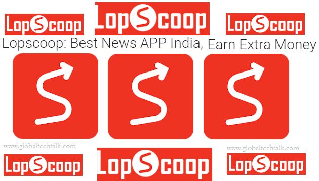 Make Money Online with LopScoop $50+ a Day ! LopScoop Reffer