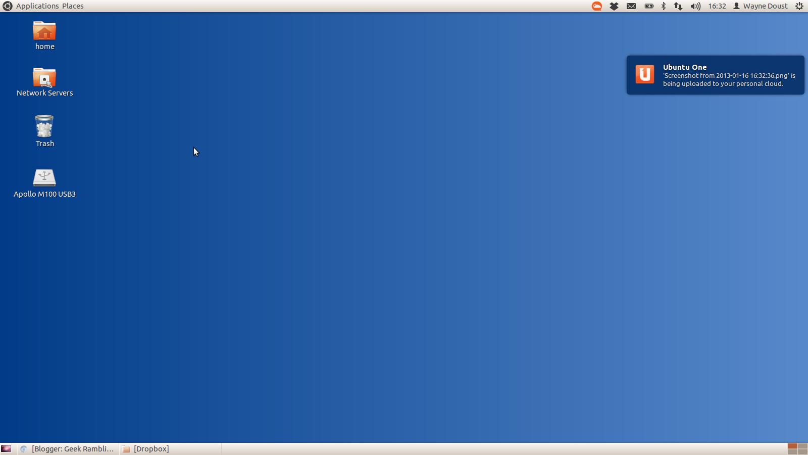 Geek Ramblings: Installing Ubuntu 12 04 LTS on a HP 6560b