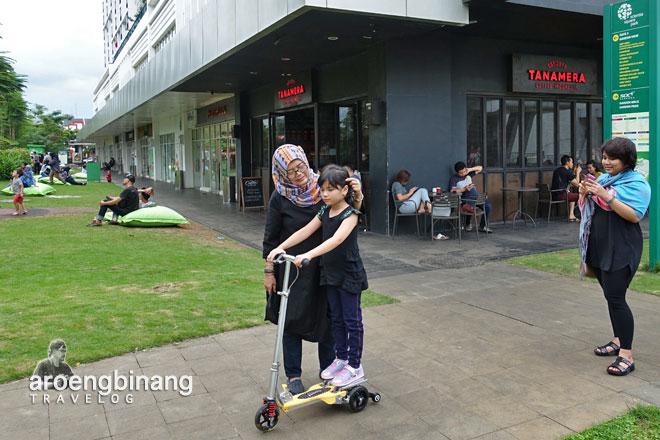 tanamera coffeeshop scientia square park tangerang