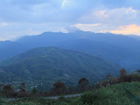 Travelling : Takengon-Aceh-Indonesia Panorama