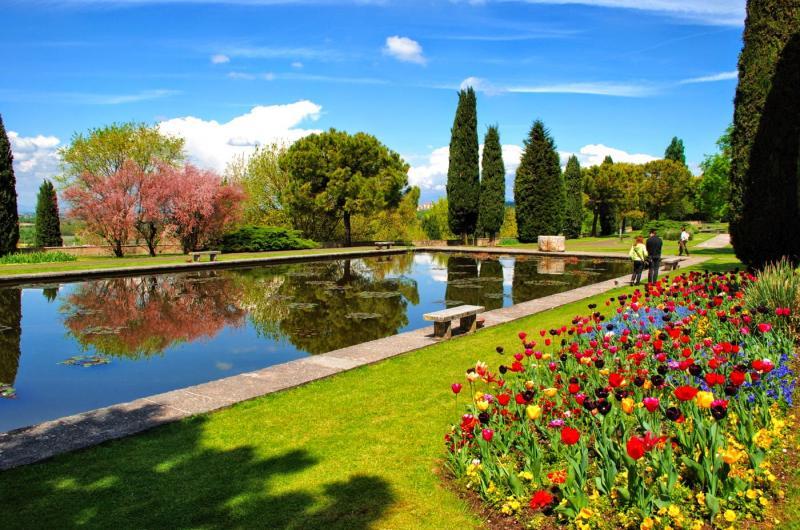 تعرف على حديقة سيكورتا ذات المناظر الخلابة في ايطاليا Al