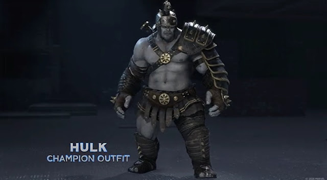 Marvel's Avengers Champion Hulk Legendary Outfit - Community Challenges Cosmetics Planet Hulk