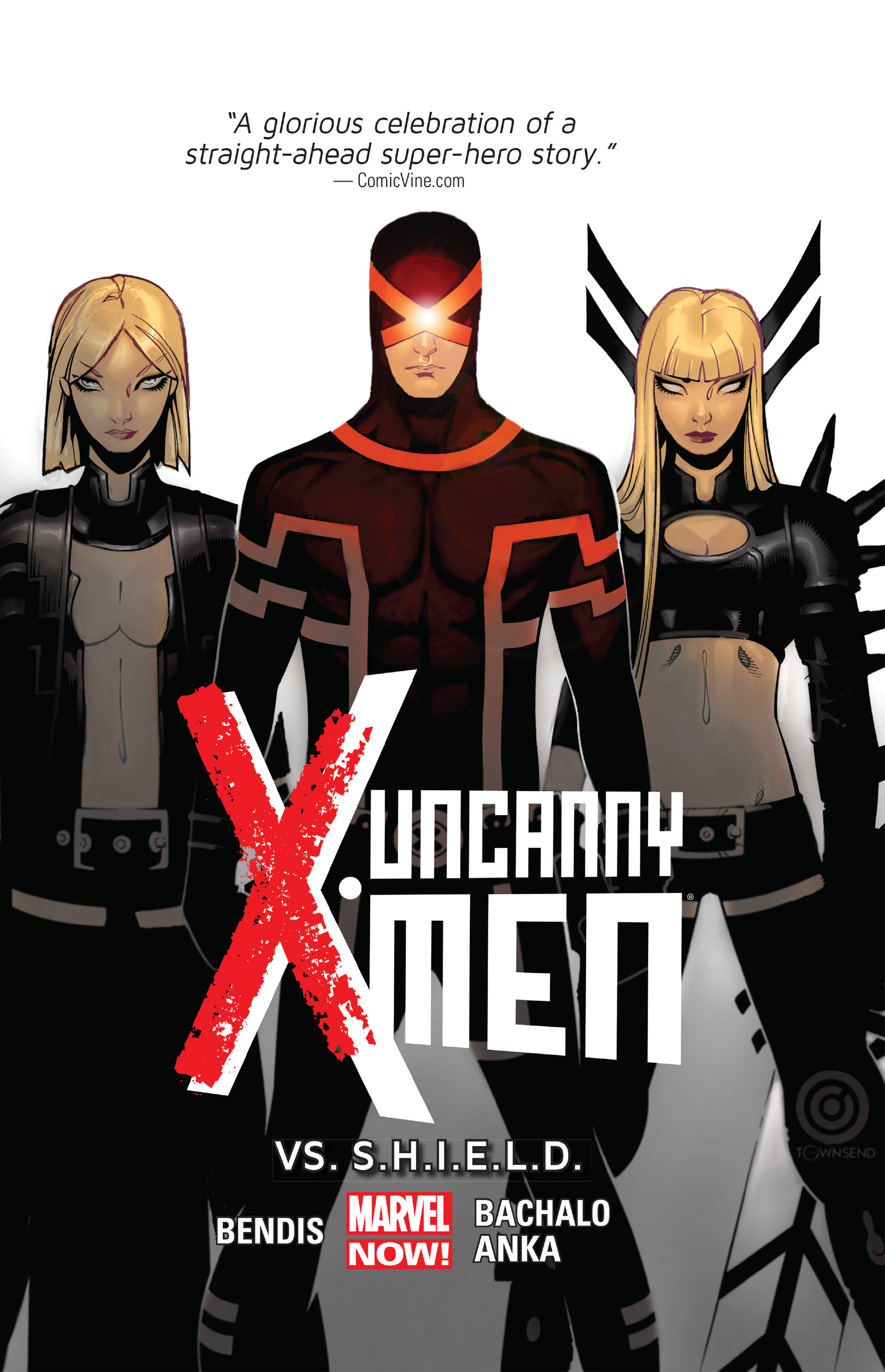 Read online Uncanny X-Men (2013) comic -  Issue # _TPB 4 - vs. S.H.I.E.L.D - 1