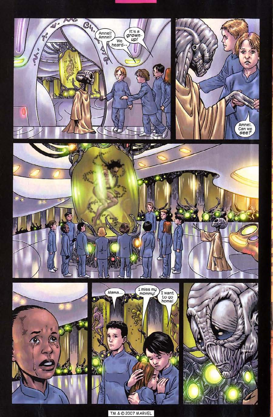 Read online Silver Surfer (2003) comic -  Issue #10 - 10