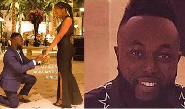 29-yr-old Nigerian Man Stabbed To Death By His 21-yr-old Fiancée
