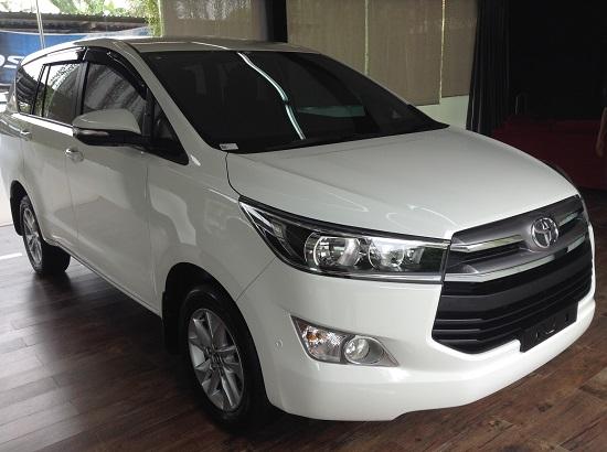 Harga Toyota Innova 2016 Surabaya