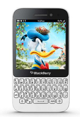 BlackBerry Q5 - White Specs and Price