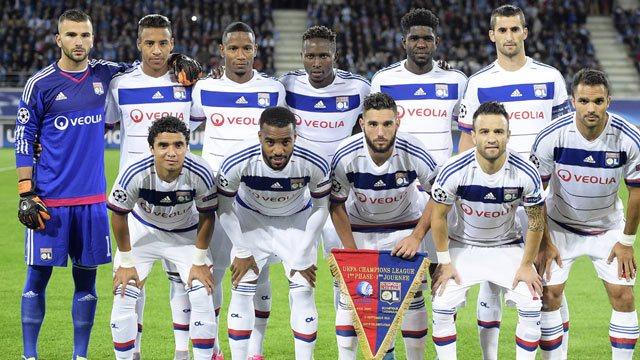 Fransa 1. ligi şampiyonları Olimpik Lyon - Kurgu Gücü