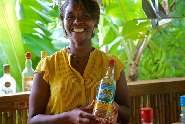 rum expert Lisette Davis