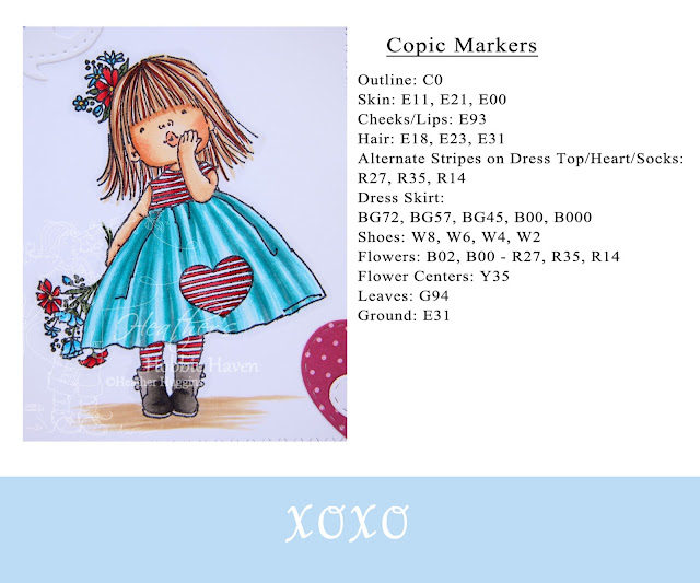 Heather's Hobbie Haven - XOXO Card Kit