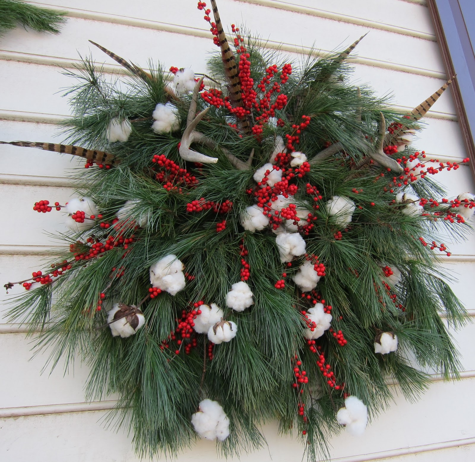 Williamsburg Christmas Decorating Ideas: Colonial Quills: A Williamsburg Christmas