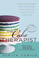 The Cake Therapist by Judith Fertig