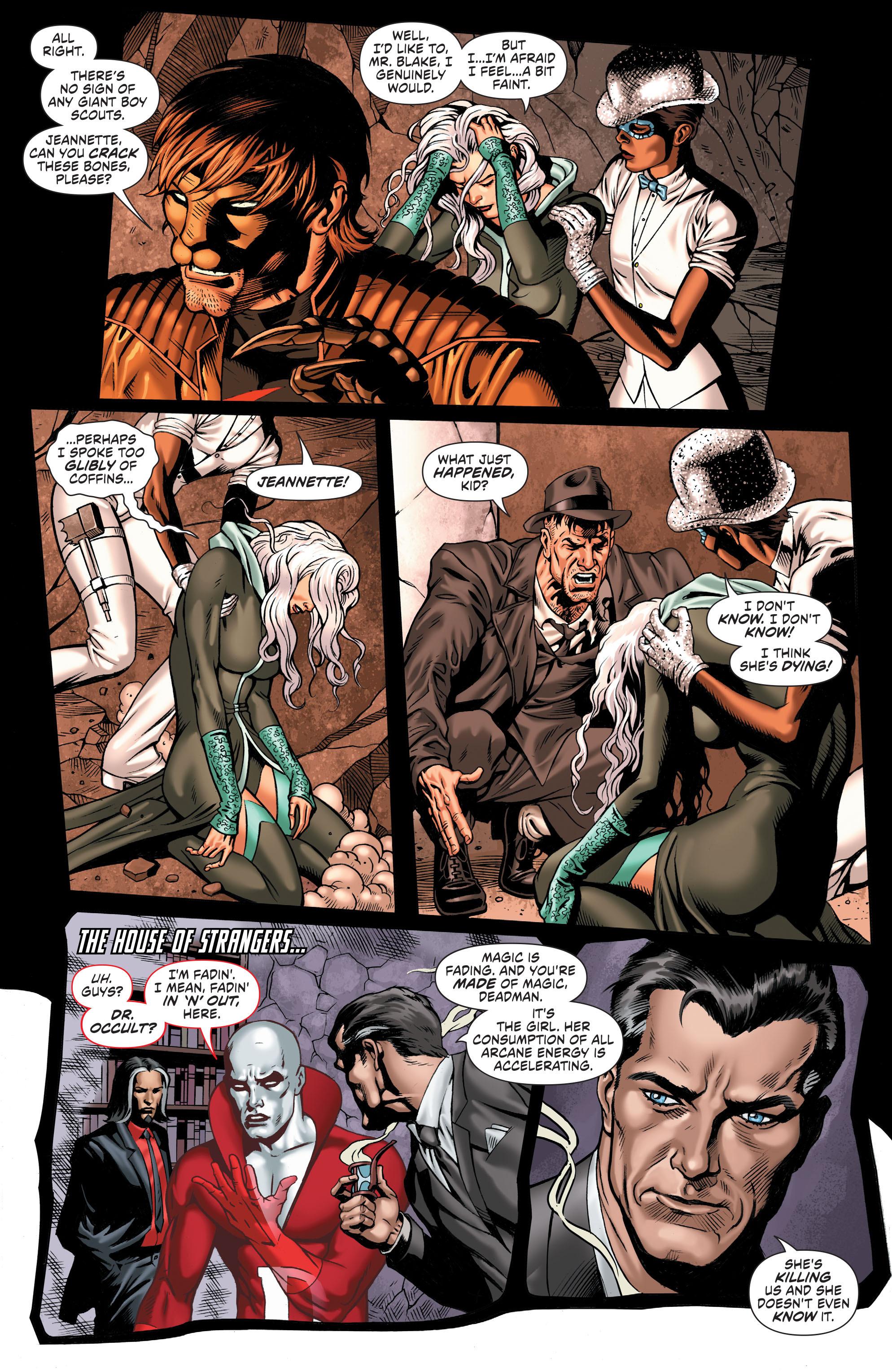 Read online Secret Six (2015) comic -  Issue #10 - 10