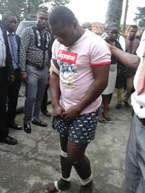 Nigeria police funds down notorious gang