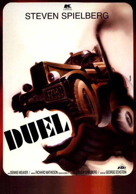 duel polish poster