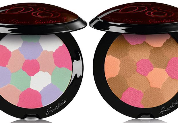Guerlain Natale 2013 Crazy Paris Christmas Collection make up les meteorites compact powder