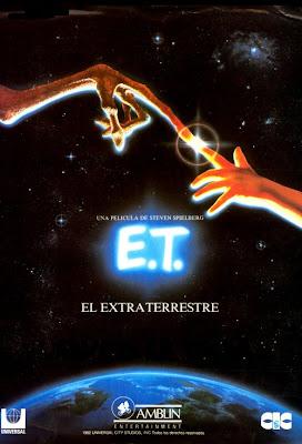 E.T. El Extraterrestre en Español Latino