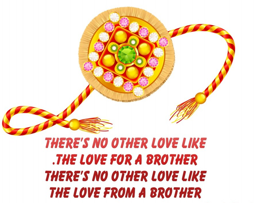 Happy raksha bandhan greetings for brother rakhi wishes for raksha bandhan greetings for brother m4hsunfo