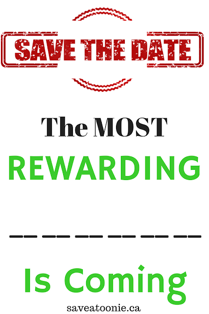 Save the Date for the Most Rewarding Survey Ever