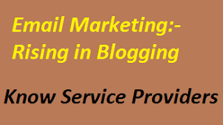 List of Email Marketing Service Providers