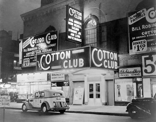 Louis Armstrong Cotton Club