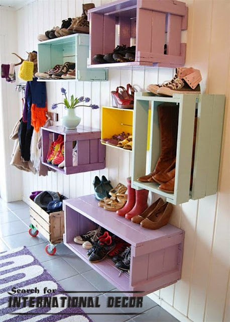 Creative Recycle Ideas Fruit Drawer As Shelves