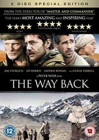 The Way Back (2010) Hindi Dubbed - Tamil - Telugu - Eng Movie Download BDRip