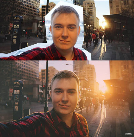 tutorial photoshop indonesia, inspirasi desain, max asabin